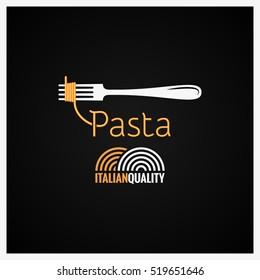 Pasta Spaghetti On Fork Background