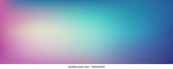 Pastel Multi Color Gradient Background,Simple Gradient Vector form blend of color spaces as contemporary background or wide backdrop