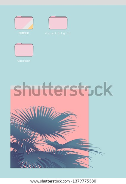 pastel tropical chinese fan palm tree stock vector royalty free 1379775380 https www shutterstock com image vector pastel tropical chinese fan palm tree 1379775380
