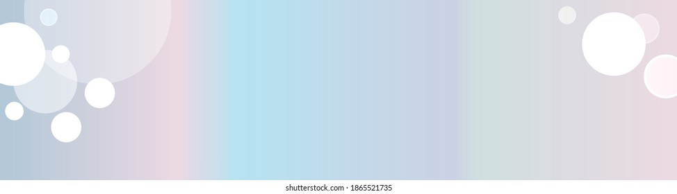 pastel vector banner with bokeh lights, pastel rainbow glowing lights, digital cover, banner vector, digital, Linkedin cover, Facebook cover