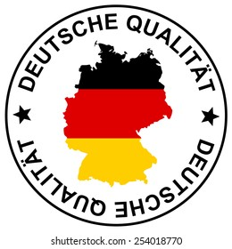 """Patch """" German Quality """" (in german)"""