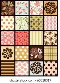 patchwork quilt 2 of 2