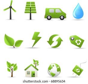 Pathmaster series - Eco symbols