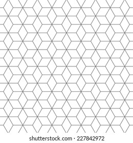 Pattern background 16, cubes pattern