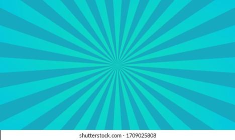 Pattern Background. Rays. Radial. Banner.. Vector illustration