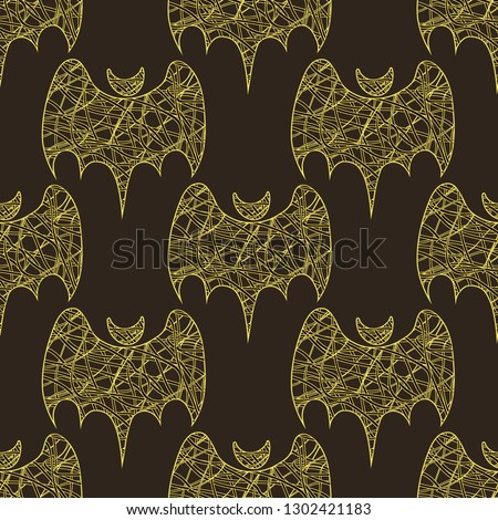 Pattern bat batman