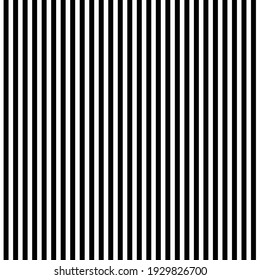 Pattern with black and white stripes. Background for the page. Design of the material for dresses, curtains.