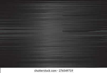 pattern of Brushed metal background. dark black metal plate template