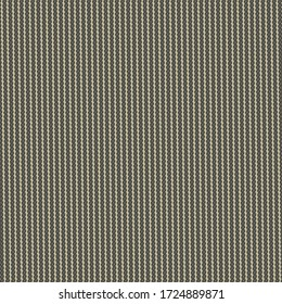 Pattern with decorative parallel stripes. Upholstery texture. Graphics in gray tones.