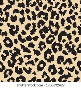 pattern design of animal print vector