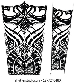 Pattern elements for tattoo