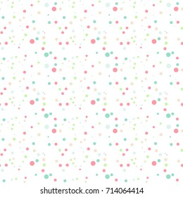 pattern flat tinsel vector