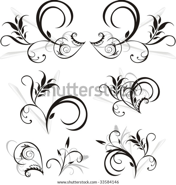 pattern-floral-ornaments-design-vector-6