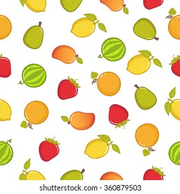 """Pattern """"Fruits"""""""