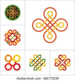 Pattern Icon Set