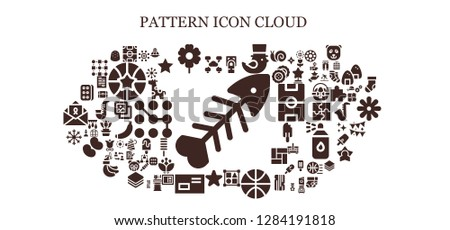 pattern icon set 93