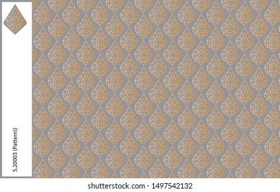 pattern, kbach khmer, khmer art, art, kbach
