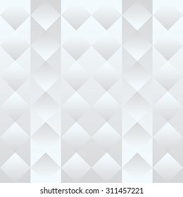 Pattern with pearl grey and blue diamonds