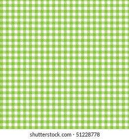Pattern picnic green