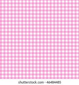 Pattern pink picnic