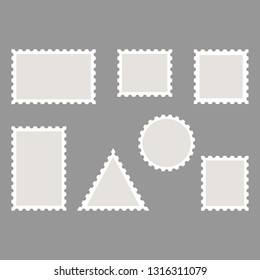 pattern post stamp set