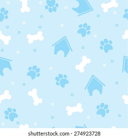 Pattern for puppy