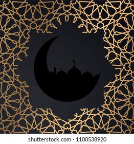 pattern ramadan kareem