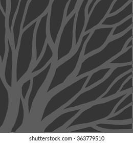 pattern root illustration art