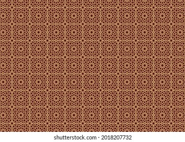 Pattern Seamless Islamic Background Design image Stock Vector Download.