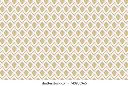 Pattern seamless, texture geometric square vector background.