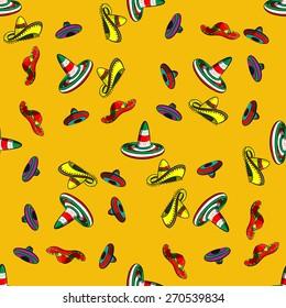 pattern set Sobrero for Cinco de Mayo