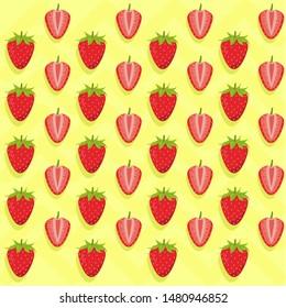 Strawberry Wallpaper Images Stock Photos Vectors