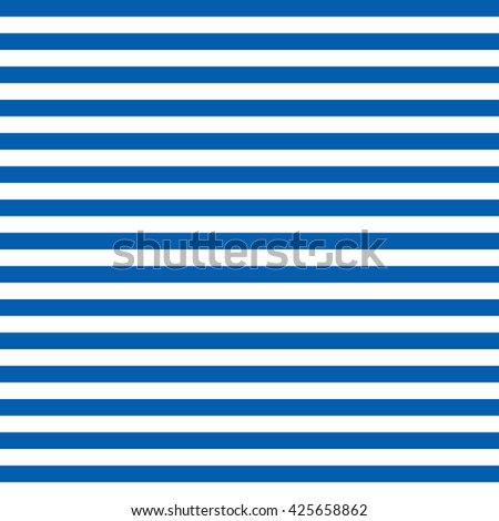 Pattern Stripe Seamless Blue And White Colors Design For Fabric Textile Fashion