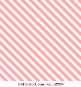 Pattern Stripe Seamless Pink Colors Design For Fabric Textile Fashion Pillow Case