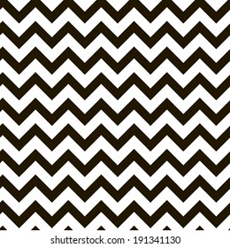 Pattern in zigzag. Classic chevron seamless pattern.