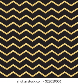 Pattern in zigzag. Classic chevron seamless pattern. Vector design