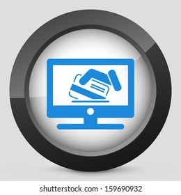 Pay tv icon