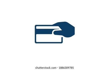 PAY AS YOU GO Abstract Monogram Icon Logo vector illustration