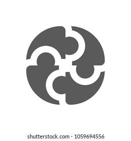 pazzle vector icon