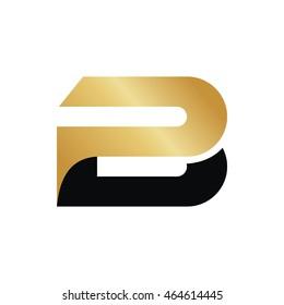 PB initial logo