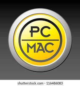 PC / MAC Button