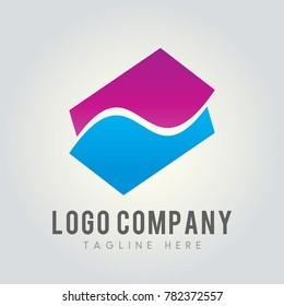 PD Letter Logo concept. Abstract design concept. Creative Minimal design template. Graphic Alphabet Symbol for Corporate Business Identity. Creative Vector element