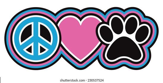 Peace And Love Images Stock Photos Vectors Shutterstock
