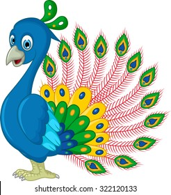 Peacock Clipart Png - Transparent Background Peacock Clipart, Png Download  , Transparent Png Image - PNGitem