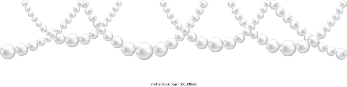 b7341ec3f15856 Pearl Necklace Images, Stock Photos & Vectors   Shutterstock