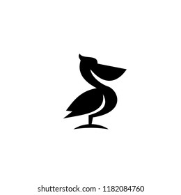 pelican logo icon designs