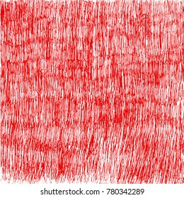 pen hatching background red