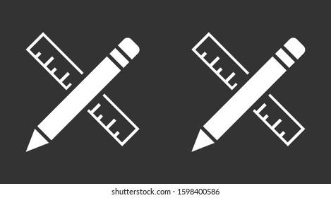 Pen icon, vector illustration. Pen Vector icon. Logo. Pictogram Pen . Fountain Pen icon Vector.