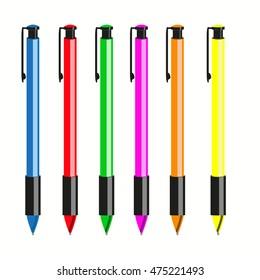 Pen. Stationery