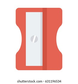 Penci sharpener Vector Flat Icon